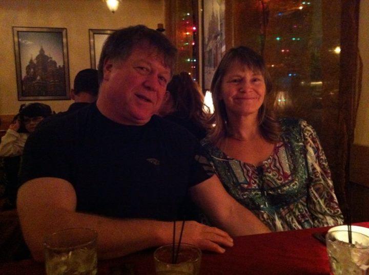 David's dad and stepmom