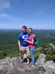 Hiking with Katya
